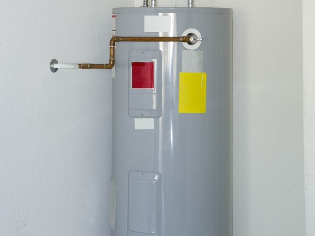 Save Money With a New Water Heater